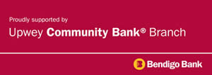Upwey Community Bank logo