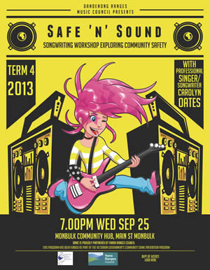 Safe n Sound Flyer thumbnail