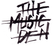 The Music Den logo